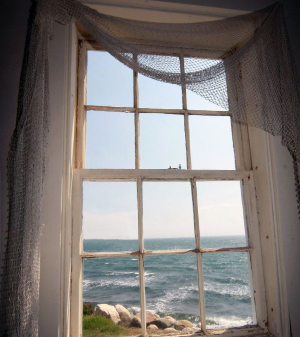 The Charity Houses of Cape Cod | A poem