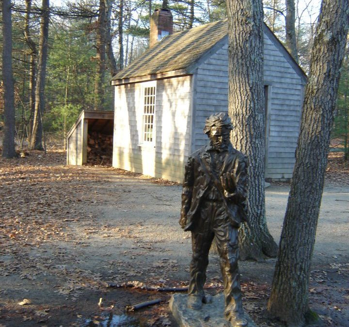 Nature, Spirituality and Paradox in New England Transcendentalism