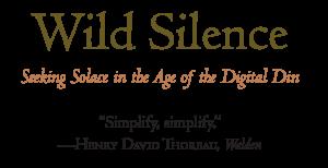 Wild Silence Header