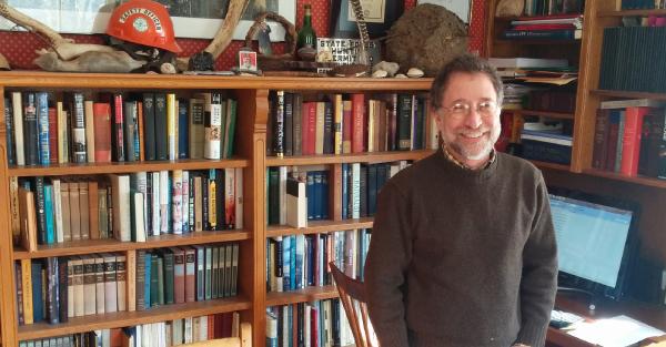 A Wayfarer: David K. Leff