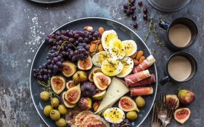 Seasonal Ploughman's Lunch | Mindful Kitchen